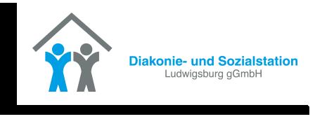 Logo von Diakonie- und Sozialstation Ludwigsburg gemeinnützige GmbH
